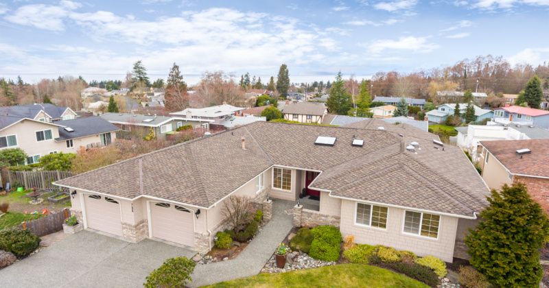 Classic One-Story Home located in Edmonds