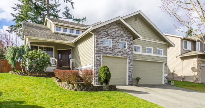 Stunning home in Bothell