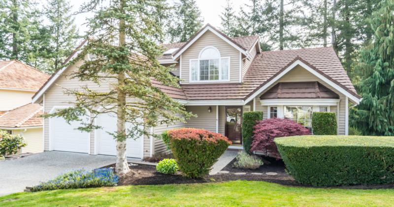 Klahanie Burnstead home located in Sammamish