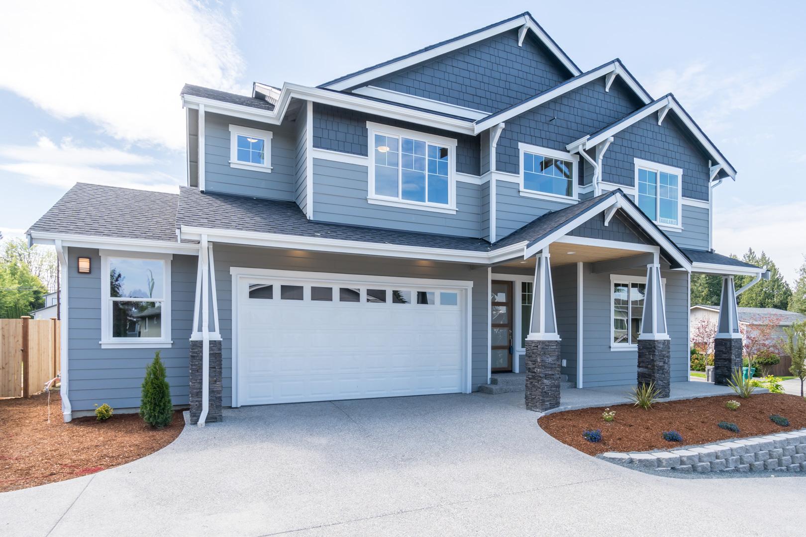Brand new home near Lake Stevens