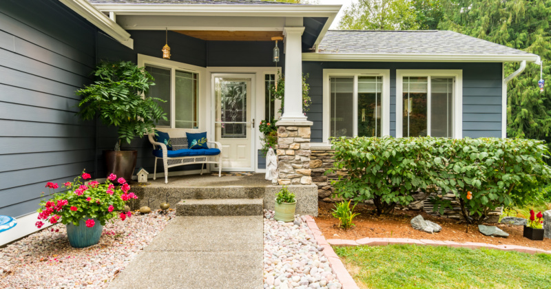 Amazing Large Private Rambler with Long Driveway