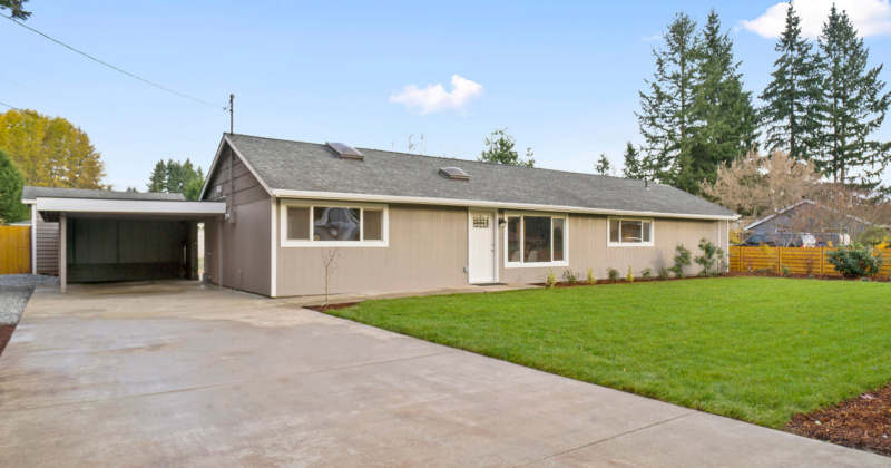 Charming Remodeled Rambler in Marysville